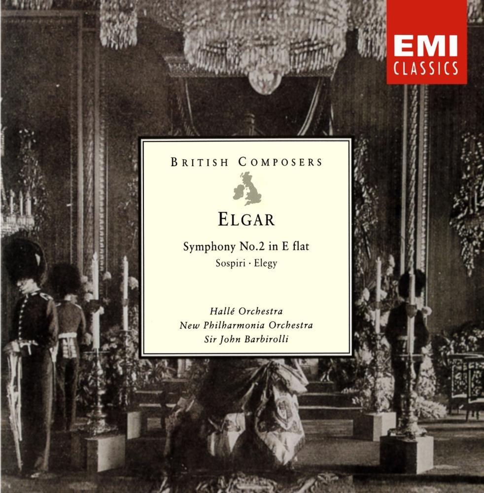 Special price online shopping British Composers - Elgar: Symphony Barbirolli no 2 etc