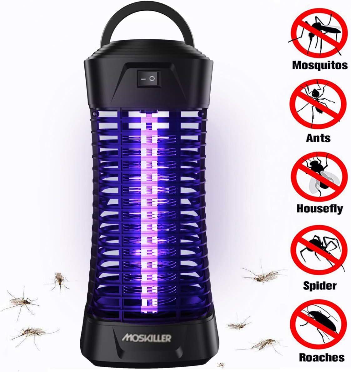 Les meilleures lampes UV anti moustiques 3