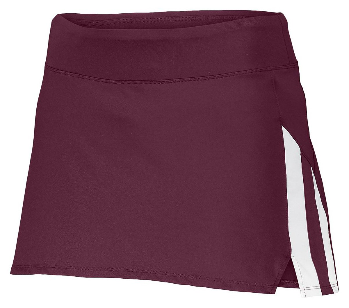 Augusta LADIES FULL FORCE SKORT MAR/WHI M