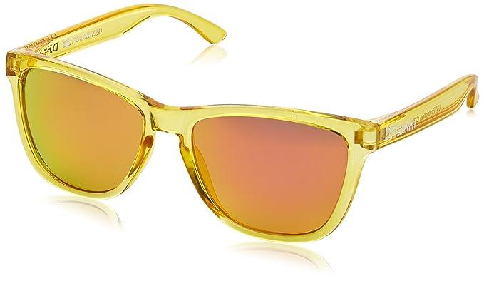 D. Franklin Roosevelt Gafas de sol, Amarillo, 53 Unisex ...