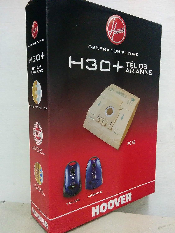 Acquisto H30+ CONFEZIONE SACCHI SACCHETTI X5 HOOVER ASPIRAPOLVERE TELIOS ARIANNE OCTOPUS DISCOVERY MODELLO TRT5805001 39000323 TRT5614011 37654092 TRT55256021 37653342 Prezzo offerta