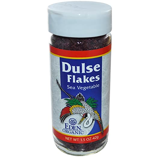 Eden Foods Raw Organic Dulse Flakes