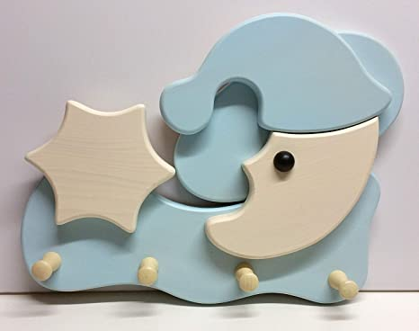 Colgador perchero infantil para la habitación del bebé 4 ...
