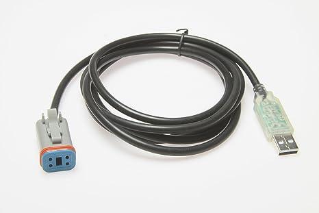 Wirenest Buell ECM Programming Cable USB Spy ECMSPY TPS Reset Tunerpro