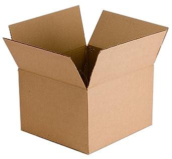Fuerte Doble Pared cartón Cajas de Embalaje – 305 x 230 x 230 mm ...