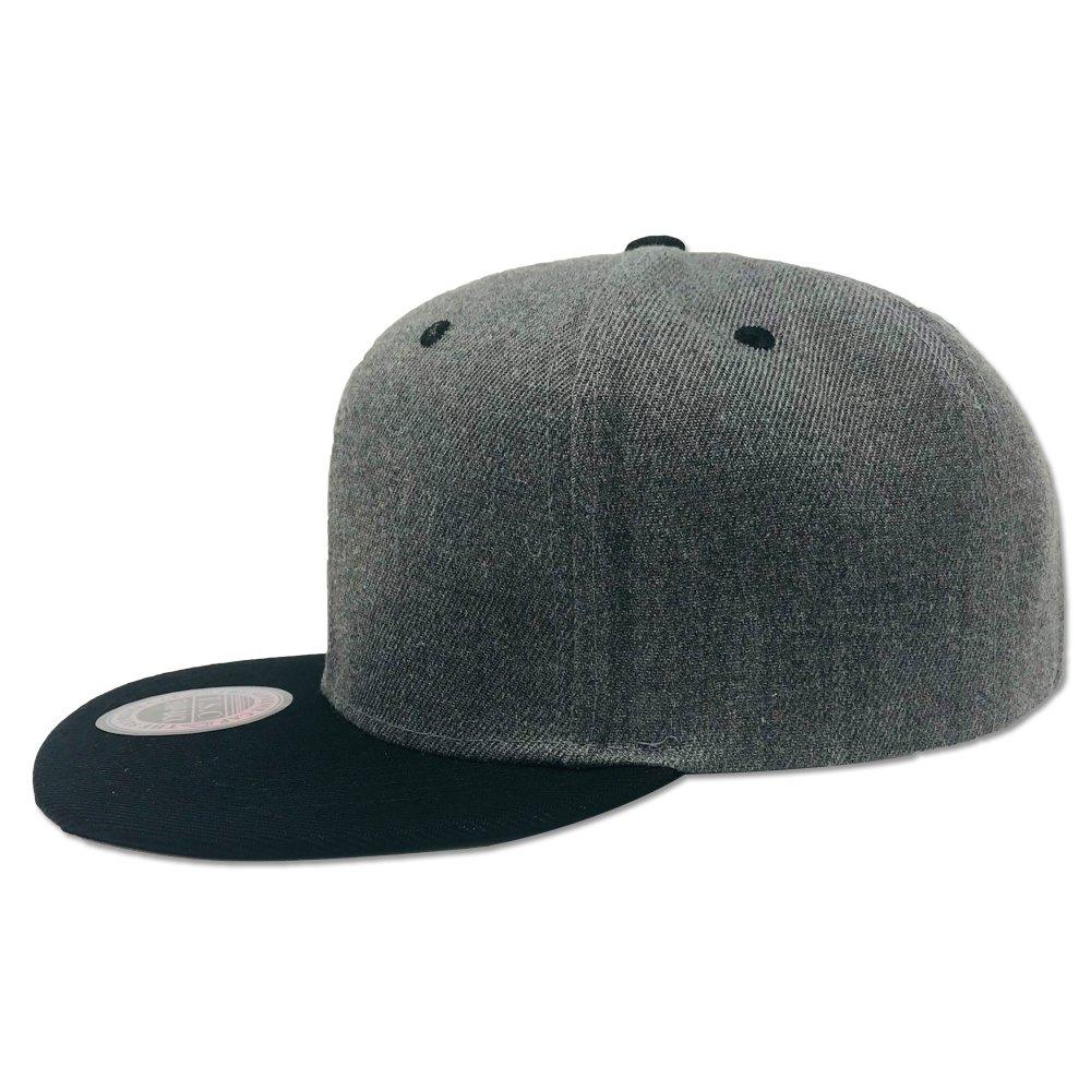 GREAT CAP HAT メンズ B07DR9RXNM Dark Grey/ Black Dark Grey/ Black