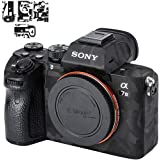 Anti-Scratch Camera Body Skin Cover Protector Film for Sony A7III A7RIII (Fits A7 Mark III & A7R Mark III Only) - 3M…