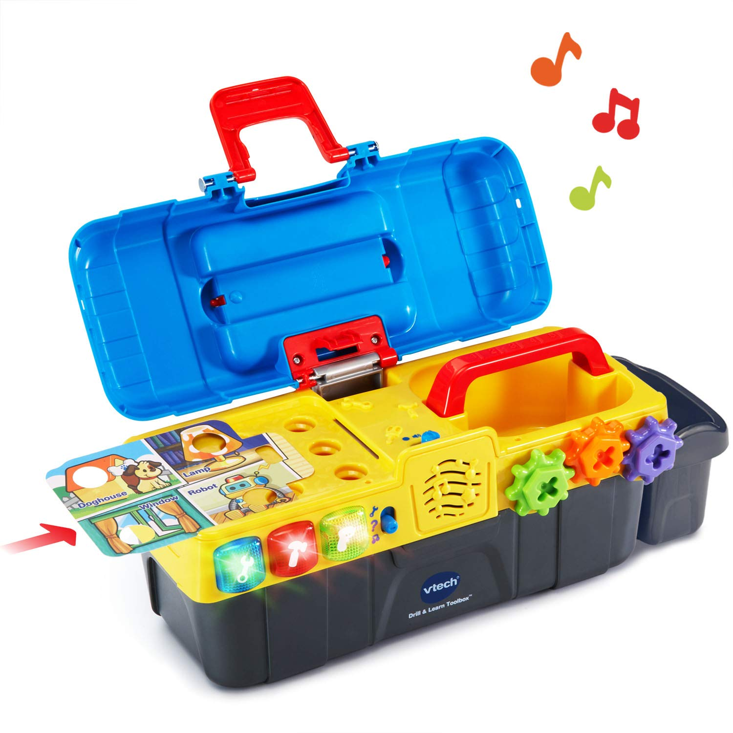 VTech Drill & Learn Toolbox by VTech (Image #8)