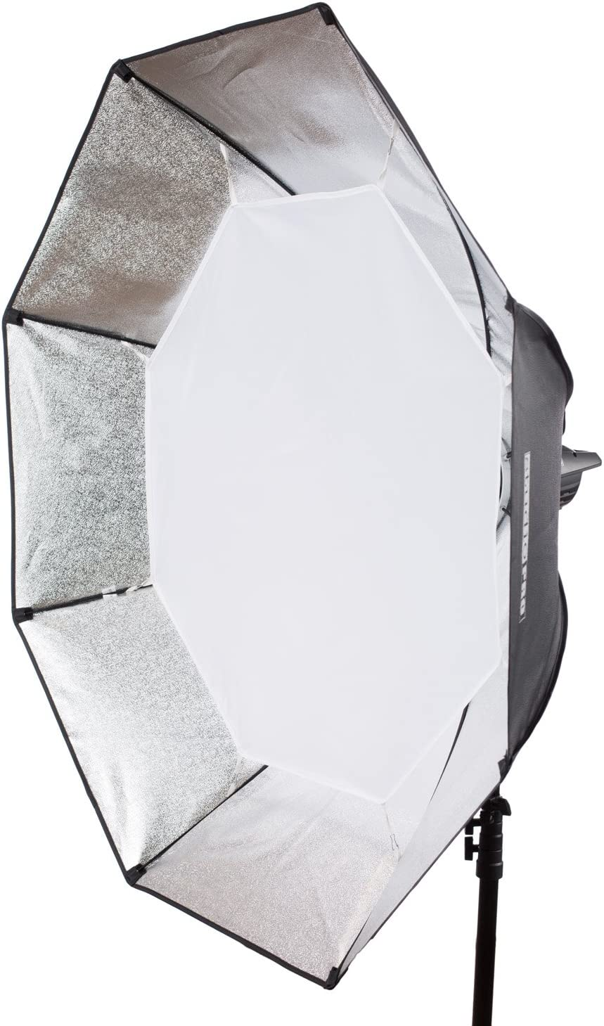 Carry Case Included 1x 48 Octagon Softbox w// Bowens Mount Monolight//Strobe Light Speedring - Durable Nylon Collapsible Fovitec Lightweight