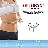 ORTONYX Umbilical Hernia Belt for Women and Men