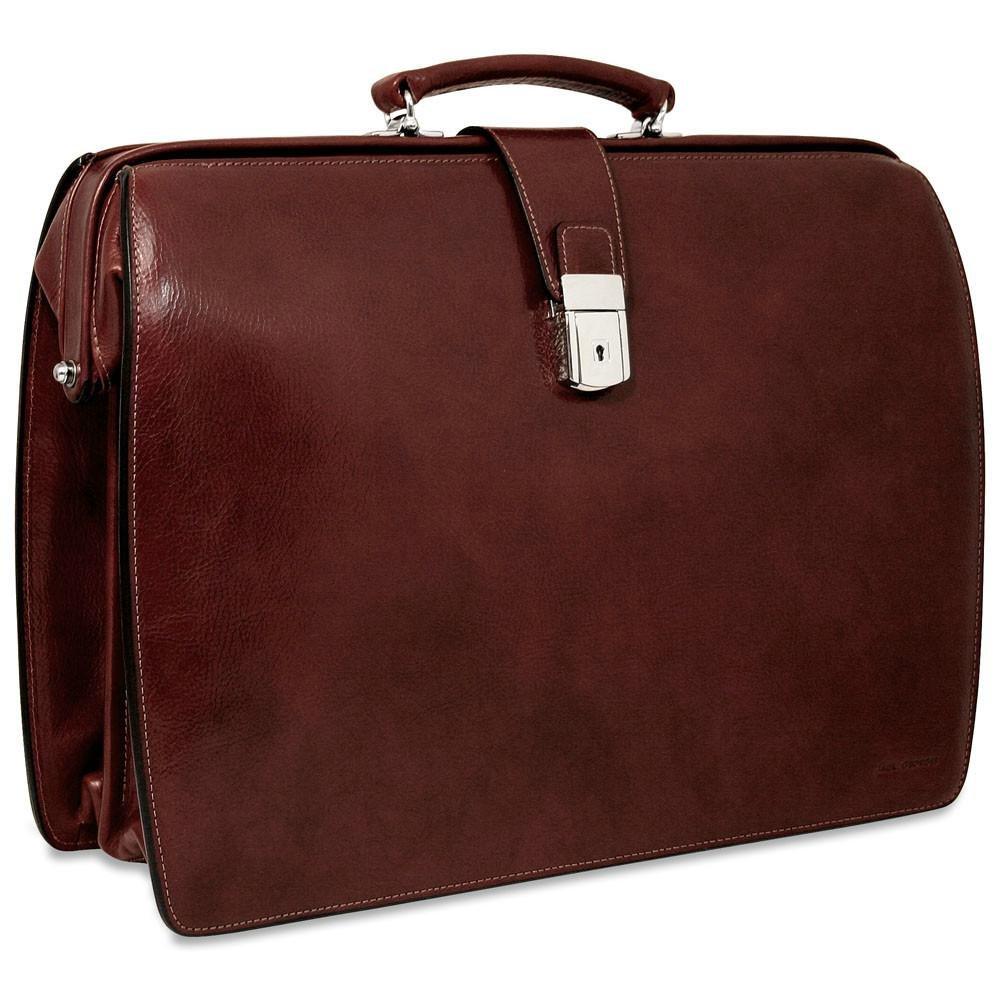 ジャックGeorges Sienna Classic Briefbag 7505 – チェリー B000ER3YG6 チェリー