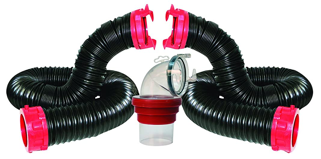 Valterra D04-0275 20 Feet Dominator Sewer Hose Kit