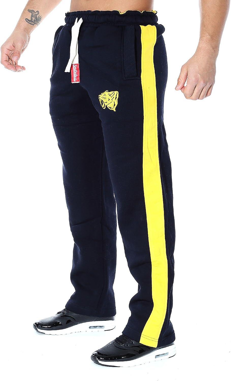 Freizeithose Trainingshose Jogginghose Kurz SMILODOX Herren Shorts Detroit Kurze Hosen f/ür Sport Gym Training /& Freizeit Sweatpants Jogger Sporthose