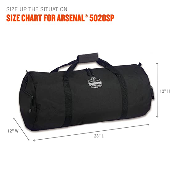 ceda2c5203f3 Ergodyne Arsenal Standard Gear Duffel