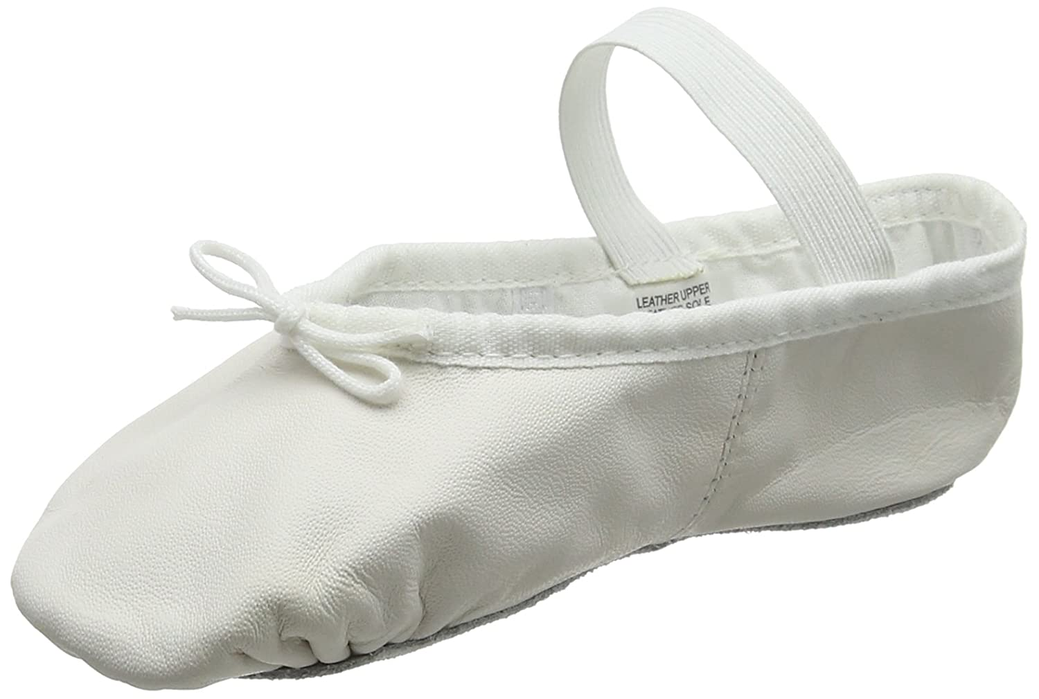 Bloch 'Arise S0209 White Leather Ballet Shoes B & C Fitting