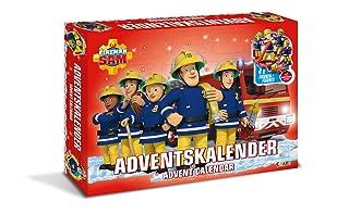 CRAZE 13861Calendario dell' Avvento Sam Il Pompiere