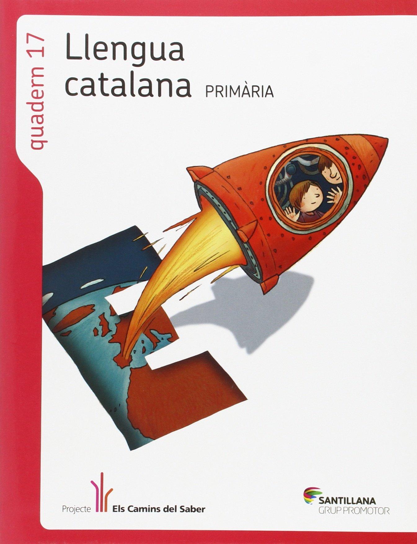 Download QUADERN 17 LLENGUA 6 PRIMARIA 2 TRIM ELS CAMINS DEL SABER pdf epub