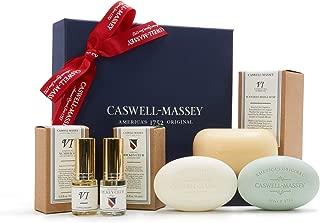 product image for Caswell-Massey Presidential Premium Set (5.8 Almond Soap, Super VI Soap, JC Soap, Super VI 15ml, Jockey 15ml)