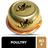 Sheba Poultry Cat Food - 80g