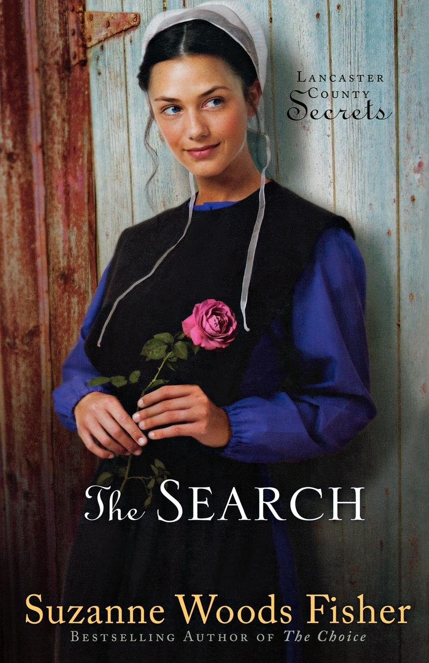 The Search (Lancaster County Secrets) (Volume 3): Suzanne Woods Fisher:  9780800733872: Amazon.com: Books