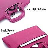 Brinch 15, 15.6-Inch Waterproof Laptop Case Bag
