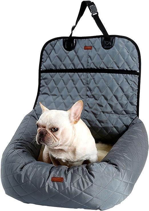 La vogue cestas cama para perro gato coche funda de asiento protección de asiento Bolsa de transporte: Amazon.es: Productos para mascotas