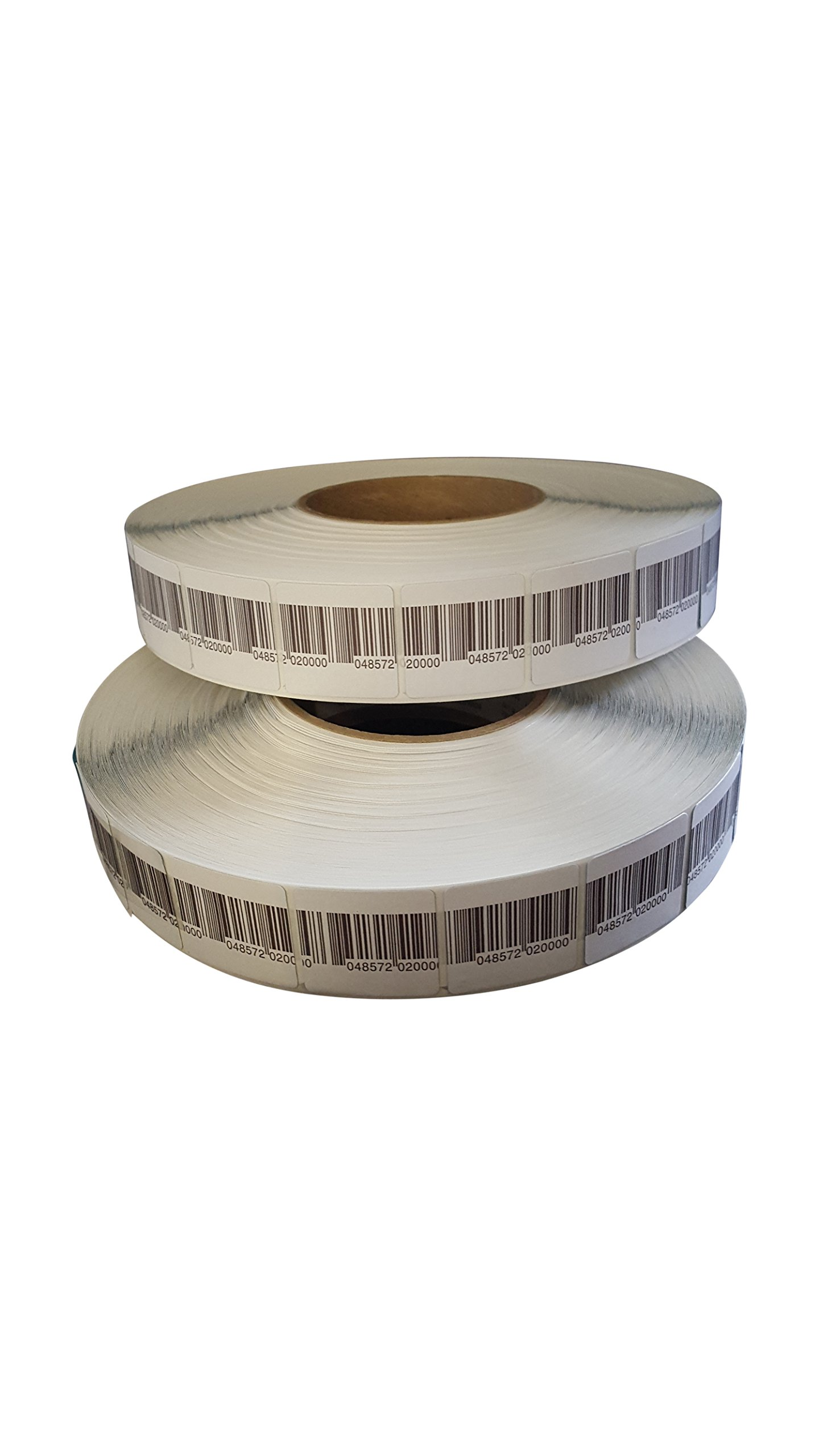 Checkpoint Compatible 8.2 MH RF Label 31x32mm, Fake Barcode, 1 Roll of 2K