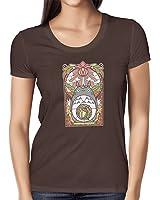 TEXLAB - Nachbar Fenster - Damen T-Shirt