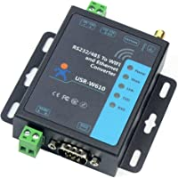 USR-W610 Convertitore wireless seriale a WiFi Ethernet RS232 Supporto per server seriale RS485 WatchDog Gateway Modbus TCP UDP