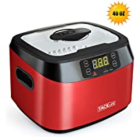 Tacklife MUC01 Professional Ultrasonic Jewelry Cleaner