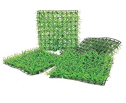 Mattonelle erba sintetica per decorazione e arredo