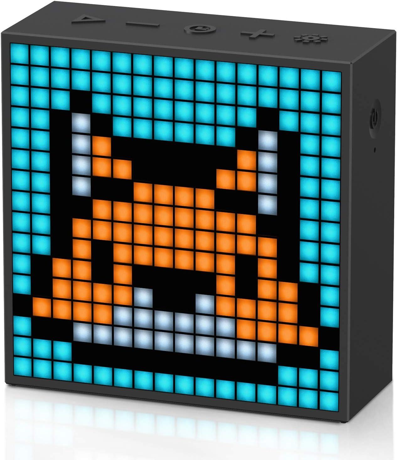 reloj inteligente pixel art timebox-evo
