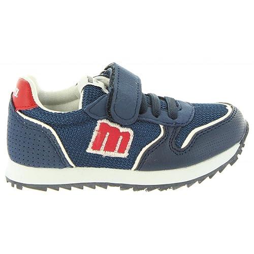 Mustang 47601 Zapatillas Niñas Color Azul Marino Talla: 21: Amazon.es: Zapatos y complementos