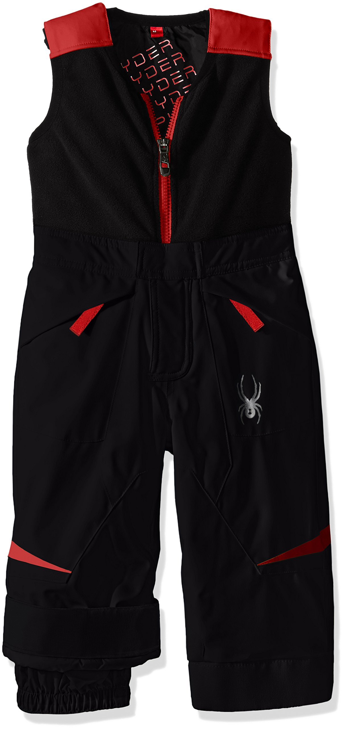 Spyder Boys Mini Expedition Pants, Size 4, Black/Formula