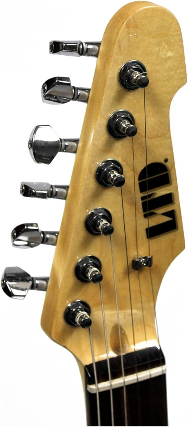 Esp Ltd st213r 3 TB guitarra eléctrica acabado Blem: Amazon.es ...