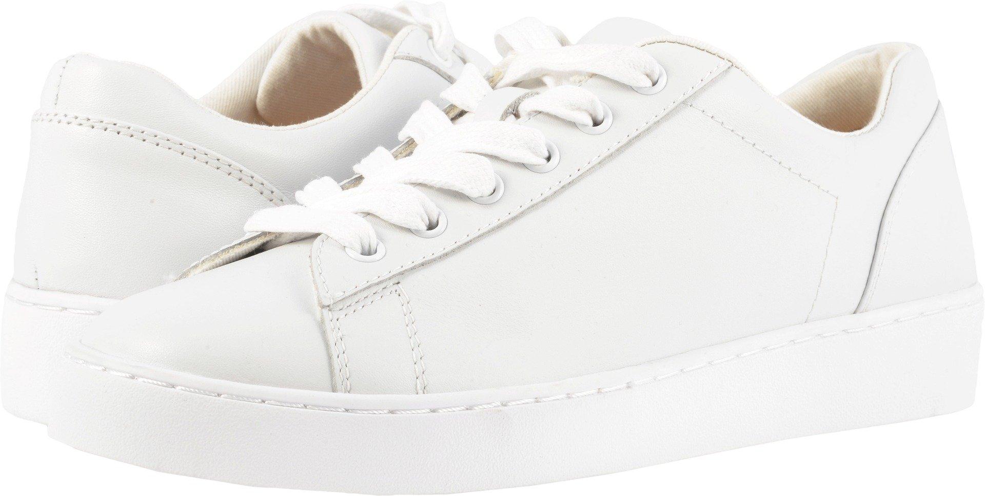 Vionic Women's Syra Casual Sneaker White 6.5 M