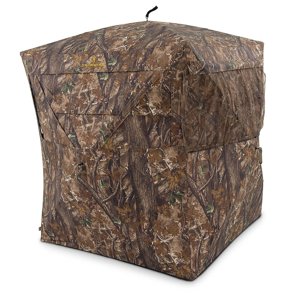 Browning Camping Illusion Hunting Blind, Shadow Flauge by Browning Camping (Image #1)