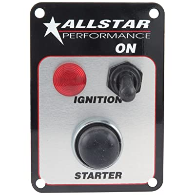 Allstar ALL80142 Switch Panel Kit: Automotive