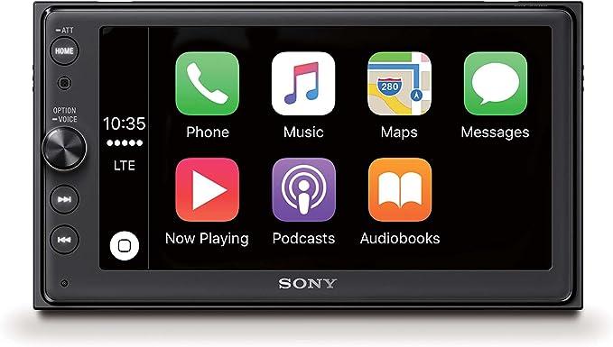 Sony Xav Ax100 6 4 Media Receiver Elektronik