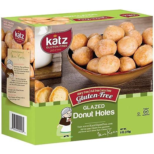 Katz Donut Variety Pack, donut agujeros, canela en polvo ...