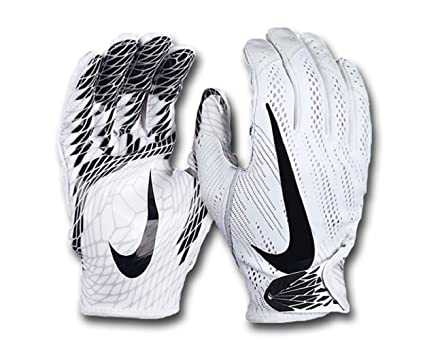 Amazon.com   Nike Adult Vapor Knit 2 Receiver Gloves 2017   Sports ... f8ac2f8ab52f