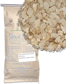 product image for Great River Organic Milling, Hot Cereal, Rice Cereal, Organic, 50-Pounds (Pack of 1)