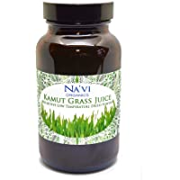 Organic Raw Kamut (Wheat) Grass JUICE Powder - Premium Grade & Organic Certified (100 grams)