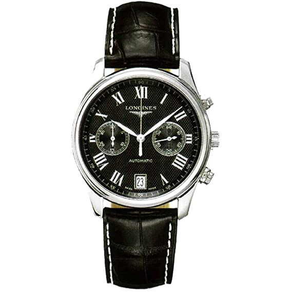 l2.669.4.51.7 Longines Master Collection para hombre reloj: Longines: Amazon.es: Relojes