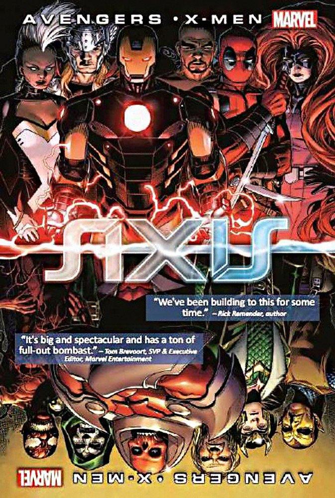 Download Avengers & X-Men: Axis pdf