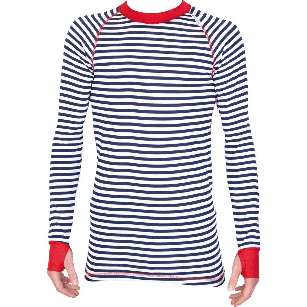 Sionyx Striped Shirt blau weiß Herren Langarmshirt Funktionsunterwäsche