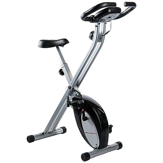 150 opinioni per Ultrasport F-Bike, Cyclette da Allenamento Home Trainer, Bici da Fitness