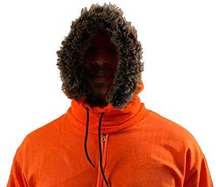 Amazon.com  CONCEPT ONE South Park Kenny McCormick Cosplay Hood Hat ... 1f20d2d436a