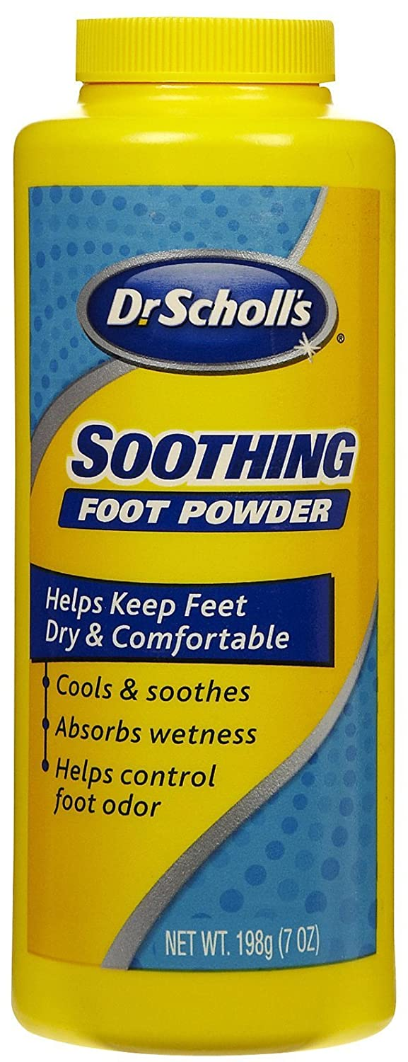 Dr. Scholl's Original Foot Powder Cools and Soothes, 7oz Dr. Scholl's 23150