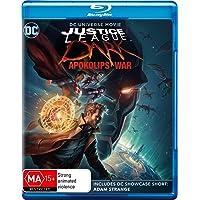 DCU Justice League: Apokolips War (Blu-ray)
